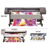 Sublimation printer for textile printing