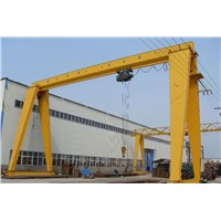 Professional Single Girder Gantry Crane Goliath Crane