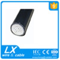 Aluminum conductor PV cable for solar panel