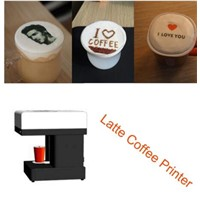 Easy to Operate Colorful Speed Coffee Printer/Latte Art Printing Machine/Safety Edible Printer