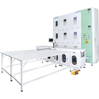 High Speed Duvet Filling Machine