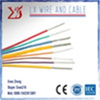 PTFE insulation high temperture electrical wire used for equipement