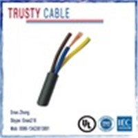 PVC insulation flexible control cable