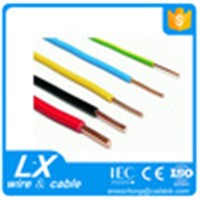 Single core house wiring BV electrical wire