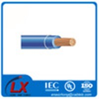 UL Certification THHN Heat-resistant Corrosion-resistant Electric Cable Nylon jacket wire