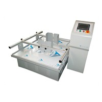 Carton Transport Simulation Vibration Table Testing Equipment