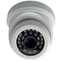 Hot HD Indoor cctv 960P 1.3MP Plastic AHD dome Camera with IR-CUT Filter night vision 960P