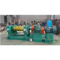 Xk-500 Double-Shafts and Open Rubber Mixing Machine