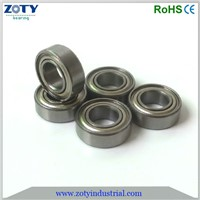 6x12x4mm MR126ZZ miniature ball bearing for RC Trucks