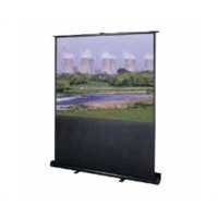 87063 Deluxe Insta-Theater Portable Projection Screen (60x80