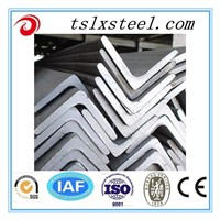 High Quality Hot Rolled Steel Angle Bar Manufacture