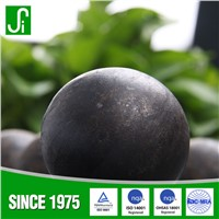 B2 material grinding ball forged carbon steel with annual output 200000T