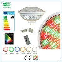 High Bright Dimmable PAR56 LED Light GX16D 120v 230v 20w 36w White for Church, Stages