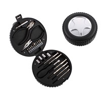 24 piece car wheel repair set