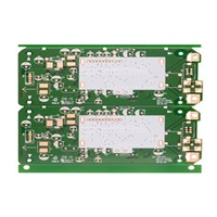 Chemical gold Double-Sided PCB FR4 PCB