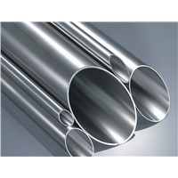 Large Stock Welded / Seamless Galvanized Steel Pipe for Construction