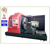 Professional High Quality CNC Lathe for Tyre Mold(CK61100)