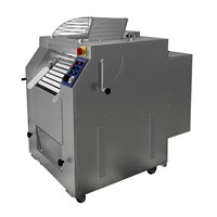 Auto kneading/sheeting machine