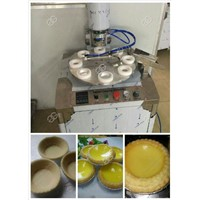 Egg Tart Making Machine|Egg Tart Shell Forming Machine