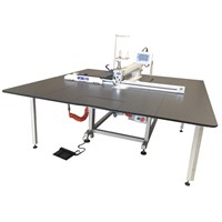 Intelligent Template Sewing Machine