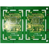 6 layers immersion gold PCB with impedance