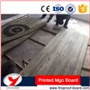 Interior wall decoration fireproof printed mgo board