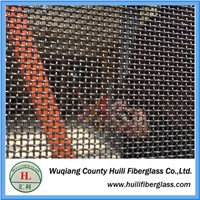2016 newest products Stainless Steel Wire Mesh Square Opening king kong mesh diamond mesh