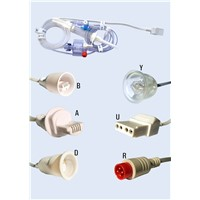 Disposable pressure transducer