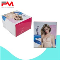 Full color printing underwear packaging box