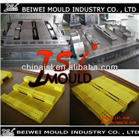 OEM plastic pallet injection mould for logistic