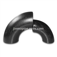 Small Size Carbon Steel Butt Weld Fittings ASTM A234 WPB 90 Degree Elbow