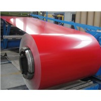 Color Coated Galvanized steel coils (PPGI/ PPGL)