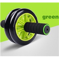 Abdominal Exercise Dual Wheel Body Strength Gym Home Fitness Training