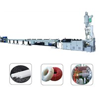 High Speed PE-RT Pipe Extrusion Machine 50m/Min