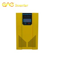 Low frequency dc to ac 3000w pure sine wave power inverter with battery charger