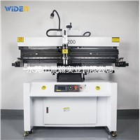 Semi-auto Solder Paste Printer Machine