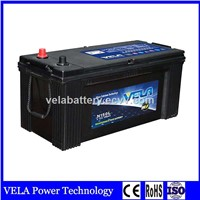 Japan Standards N150L MF Heavy Duty Truck Battery