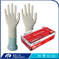 Hot Sale Cheap Price Direct factory Latex Exam Gloves