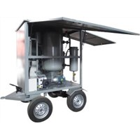 Mobile Type Transformer Oil Purifier Machine