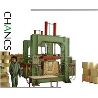 3D Pressure High Frequency Plywood Bending Press--CHANCS MACHINE