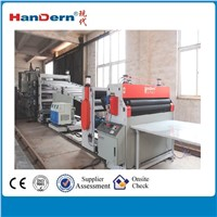 PP  PE ABS  PVC Thick Sheet extrusion machine
