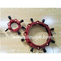Ductile Iron Pipe Fittings, Uni-Flange.
