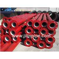 Ductile Iron Pipe Flanged, K9/K12 Pipe