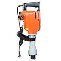 Electric hand concrete demolition hammer