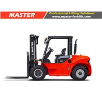 7000kgs Diesel Forklift Truck with Japan ISUZU engine