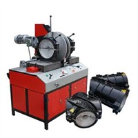 pipe fitting welding machine