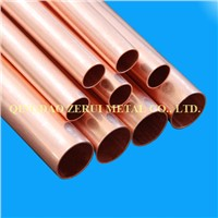 Straight Copper Pipe Tube for Medical Gas
