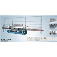 9 Spindles Glass Bevel Machine