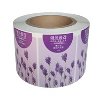 Custom Adhesive Label Sticker Printing