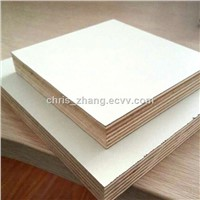 Melamine Coated Plywood for Household Furniture and Cabinets